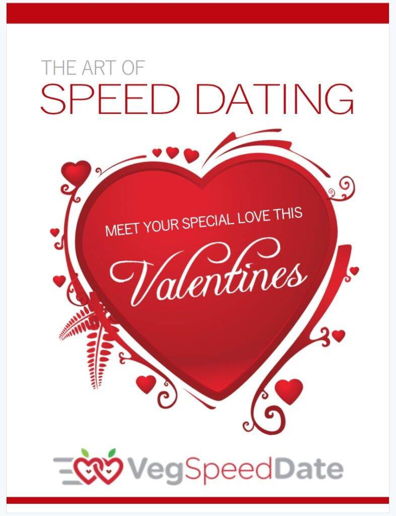 Veg Speed Date in VLM magazine